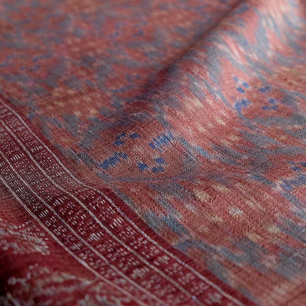 インドネシアの古布