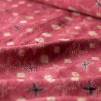 インドの古渡更紗とインドネシアの古布