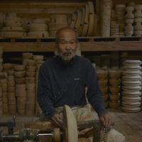Yoshikatsu NINJO  LACQUERED WOODEN WORKS - ARIGATO, Ninjo-san!